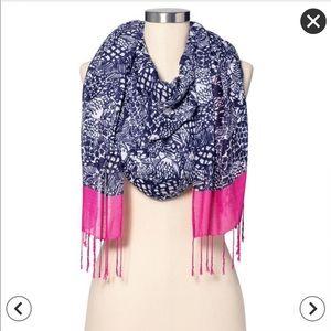 NWT Lilly Pulitzer Upstream scarf